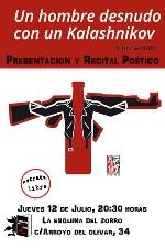 Especial: Presentación del libro Un Hombre Desnudo con un Kalashnikov
