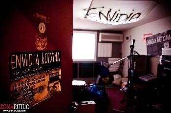 En Ruta con Envidia Kotxina