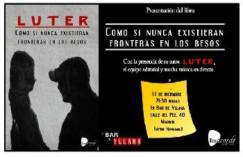 Presentación del libro de Luter