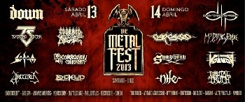 Especial: The Metal Fest en Chile