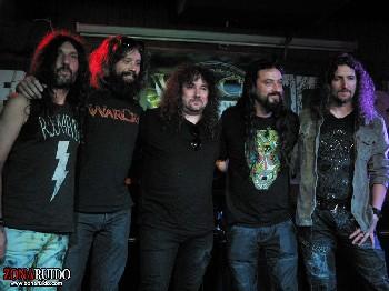 Especial: Presentación de Inmortal, el nuevo disco de Warcry