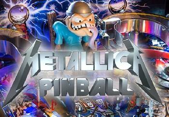 Especial: Presentación del pinball de Metallica en Barcelona