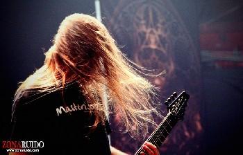 Crónica de Meshuggah en Chile