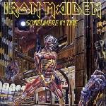 Se publicó «Somewhere in Time» de Iron Maiden