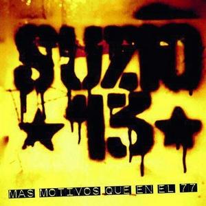 Suzio 13 - Más motivos que en el 77