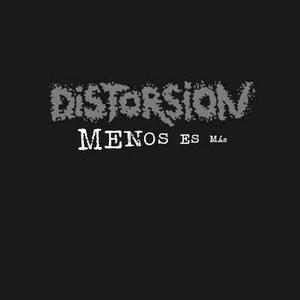 Distorsion - Menos es más