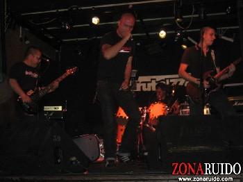 Angelic Upstarts + Saldakoi en Madrid (Mayo de 2011)