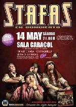 Stafas en Madrid (Mayo de 2011)