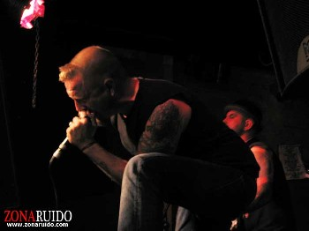 Born to Lose + Pipes & Pints en Madrid (Mayo de 2011)