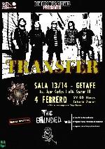 Transfer + The Blinded + Debruces en Getafe (Febrero de 2011)