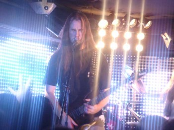 Sabaton + Nightmare en Madrid (Marzo de 2011)