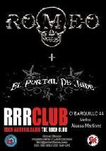 Romeo + El Portal de Jade en Madrid (Marzo de 2011)