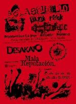 Mala Reputacion + El Gitano, la Cabra y la Trompeta + Desakato en Astudillo (Abril de 2011)