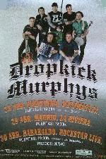 Dropkick Murphys + Devil's Brigade en Barakaldo (Abril de 2011)