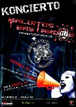 Malditos Bastardos + Matando Gratix en Madrid (Abril de 2011)