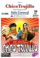 Chico Trujillo en Madrid (Junio de 2011)