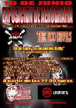 Las Madres + The Boo Devils en Madrid (Junio de 2011)