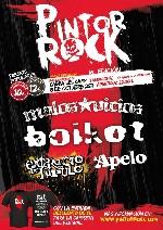 Boikot + Extracto de Lupulo + Apelo + Malos Vicios en Cabra del Camp (Octubre de 2011)