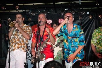 La Gran Orquesta Republicana en Madrid (Noviembre de 2011)