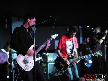 Banda Jachis + Motociclon en Madrid (Octubre de 2011)