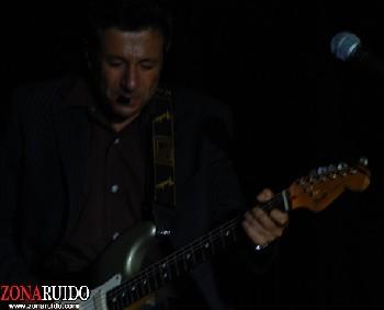 Josele Santiago en Zaragoza (Septiembre de 2011)