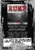 El Ultimo Ke Zierre + El Rey de Espaldas en Hospitalet de Llobregat (L') (Octubre de 2011)