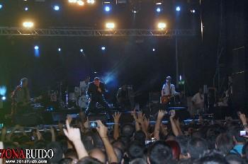 Loquillo en Madrid (Septiembre de 2011)