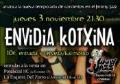 Envidia Kotxina en Madrid (Noviembre de 2011)