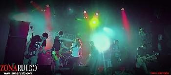 Iratxo + La Raiz + Salsola en Madrid (Noviembre de 2011)