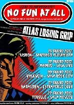 No Fun At All + Atlas Losing Grip en Almàssera (Enero de 2012)