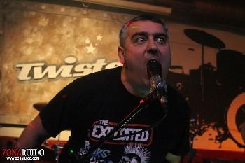 Matando Gratix + Manolo UVI + Alterkado en Leganes (Febrero de 2014)