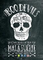 The Boo Devils en Madrid (Abr/2014)