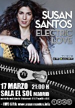 Susan Santos en Madrid (Mar/2014)