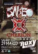 Sakeo + Cherion en Zaragoza (Mar/2014)