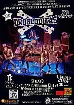 Trogloditas en Madrid (Mayo de 2014)