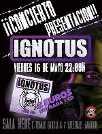 Ignotus en Madrid (Junio de 2014)