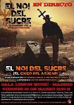El Noi del Sucre en Madrid (Mar/2014)