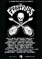 Fuzztones + The Dark Colours Since 1685  en Madrid (May/2014)
