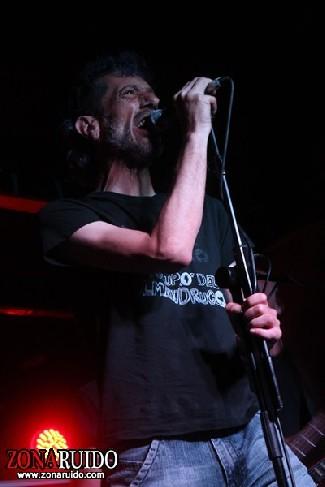Manolo Kabezabolo + Basura en Madrid (Junio de 2014)