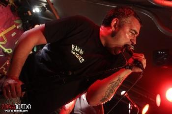 Matando Gratix + Delincuencia Sonora + Las Madres + Banda Cojones en Madrid (Abril de 2014)