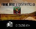 Distryto 13 + Ponme Otra en Barcelona (Julio de 2014)