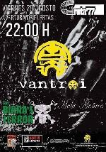 Vantroi + The Birras Terror + Mala Muñeca en Madrid (Ago/2014)
