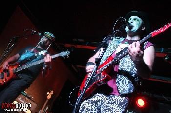 Vantroi + The Birras Terror + Mala Muñeca en Madrid (Agosto de 2014)