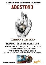 Adestono en Madrid (Junio de 2014)