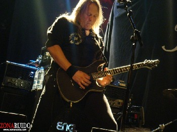 Rage + TYR + Communic + Scar of the Sun en Madrid (Abril de 2012)
