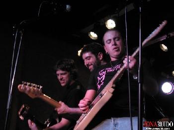 Impulso + R ke R en Madrid (Enero de 2012)
