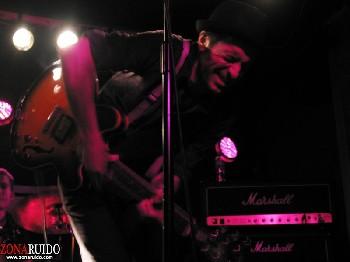 Yakuzas + Star Mafia Boy + Las Madres + Delta Hot + Carbono 14 en Madrid (Marzo de 2012)