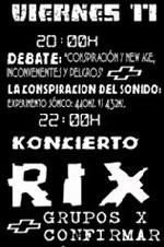 RIX en Madrid (Febrero de 2012)