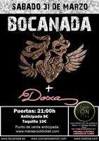 Bocanada + Doxa en Madrid (Marzo de 2012)