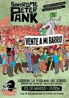 Sindrome de Peter Pank en Madrid (Marzo de 2012)